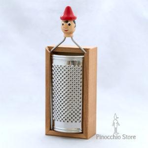 Grattugia con contenitore di Pinocchio